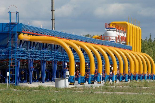 Украина рекордно нарастила запасы газа в ПХГ