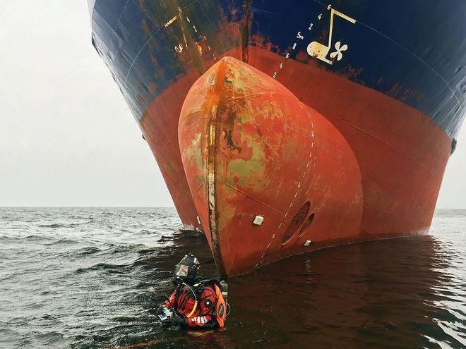 Пьяные российские моряки посадили грузовое судно на мель в Швеции