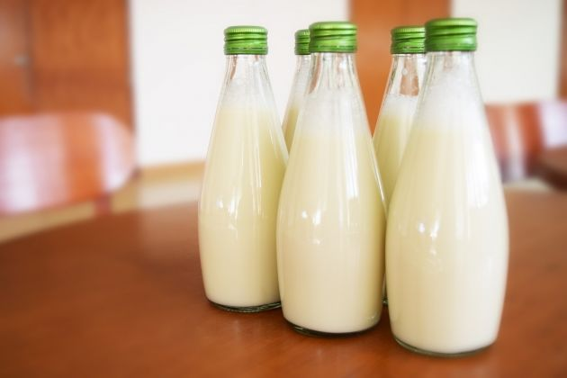 В Украине фиксируют положительную динамику в производстве молока
