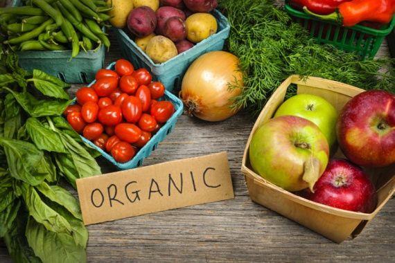 Украина производит органику только на экспорт