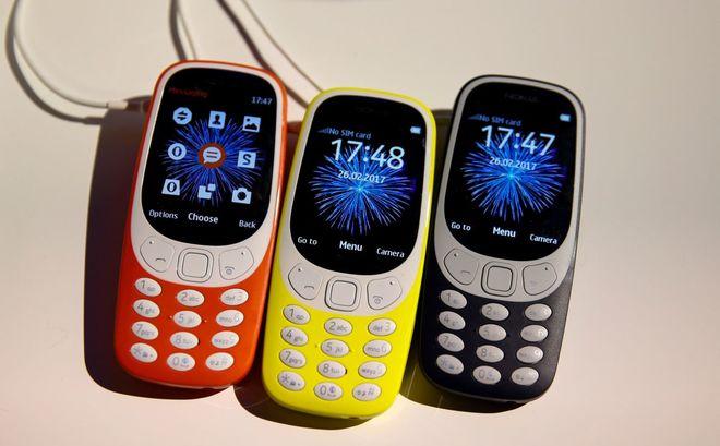 Новая Nokia 3310 теперь поддерживает 3G