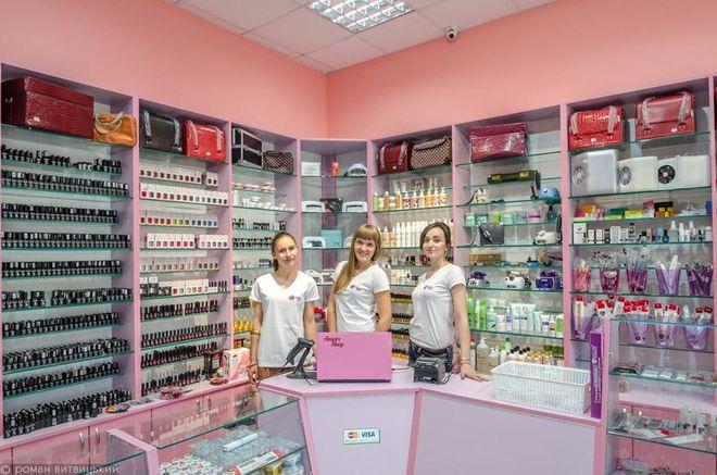 Какие специализированные магазины популярны в Украине