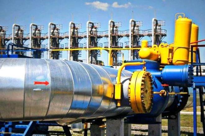 Украина существенно нарастила запасы природного газа