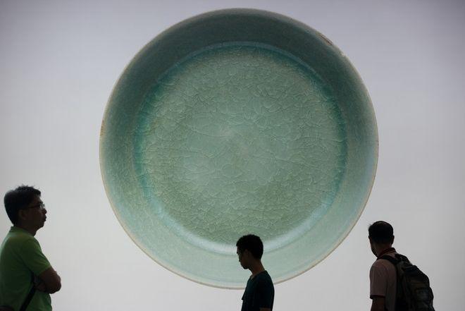 Китайская чаша продана на аукционе в Гонконге за рекордную сумму