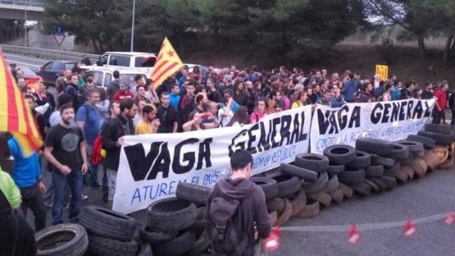 Референдум в Испании может негативно отразиться на автоиндустрии
