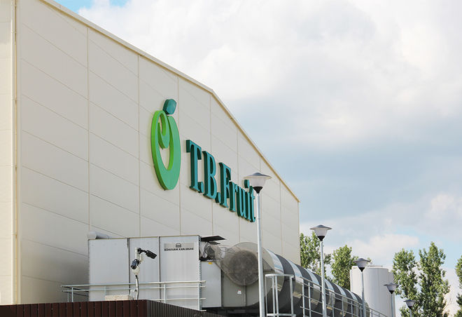 Украинская компания начала строить завод фруктовых соков в Польше