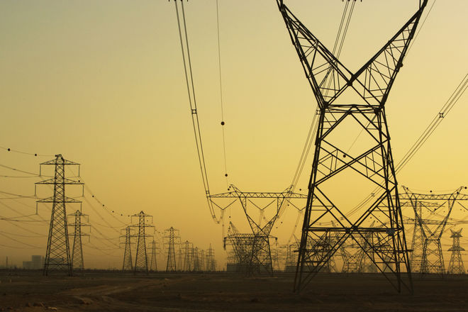 Экспорт электроэнергии из Украины рекордно вырос