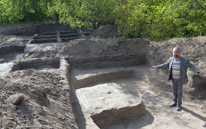 Неподалеку от Днепра нашли одно из древнейших жилищ