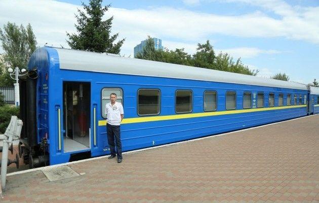 «Укрзализныця» произвела более 1400 вагонов