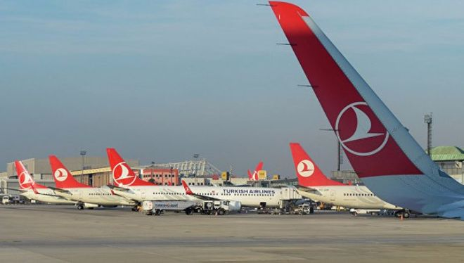 Между Украиной и Турцией появятся новые авиамаршруты