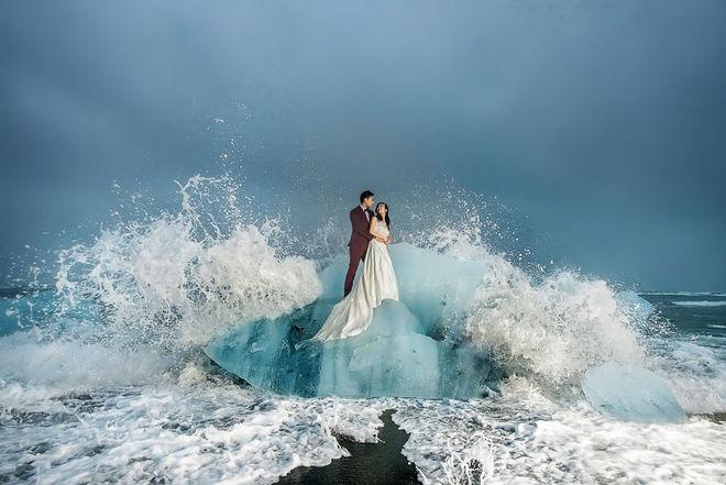 Выбраны лучшие в мире свадебные фотографии