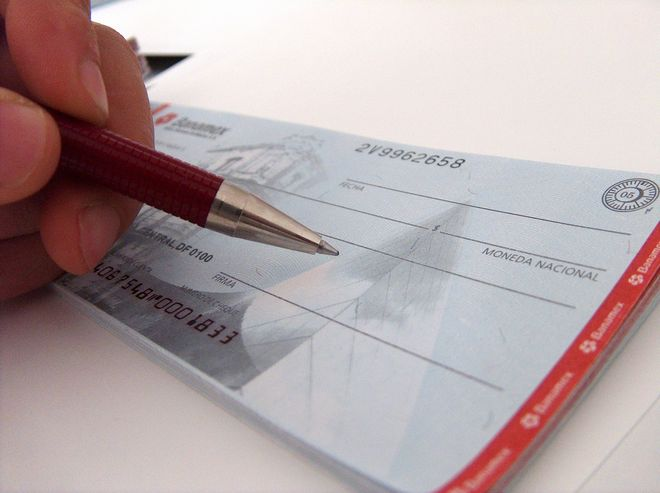 Нацбанк наштампует чековых книжек на год вперед
