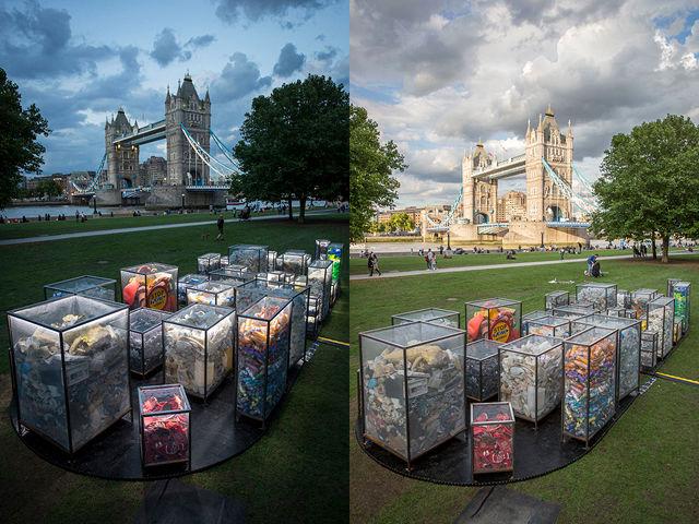 """""""Прах будущего"""": какой мусор находят на берегах реки в Лондоне"""