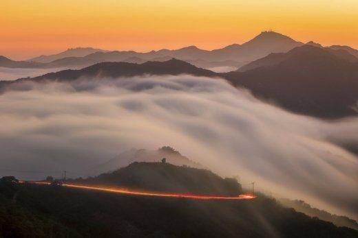 Как правильно фотографировать погоду: опубликованы самые яркие снимки
