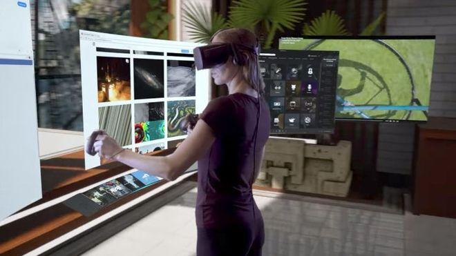 Facebook представила 360-градусную панель виртуальной реальности