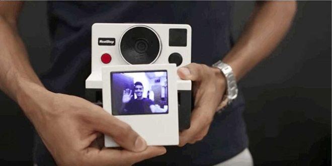 Программист создал Polaroid, который печатает гифки