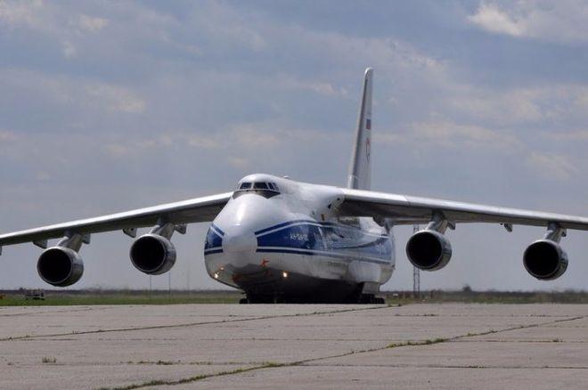 Украина грозится продать самолет Руслан, принадлежащий Ливии