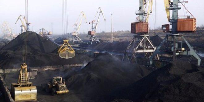 Украина готовится получить крупную партию угля из США