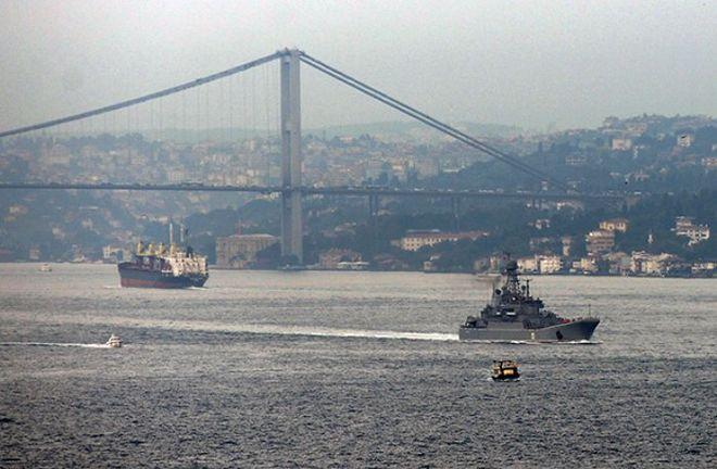 Турция перестанет пускать в свои порты суда из Крыма