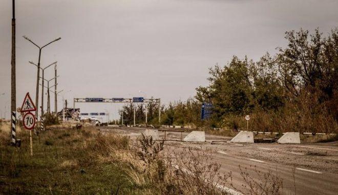 Как сейчас выглядит прифронтовая зона Донецка