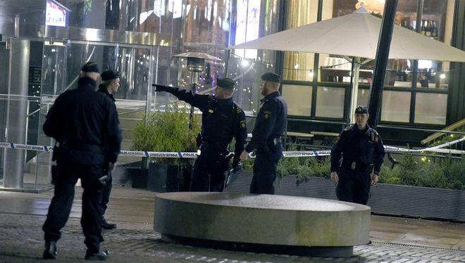 В Швеции произошла стрельба: есть раненные