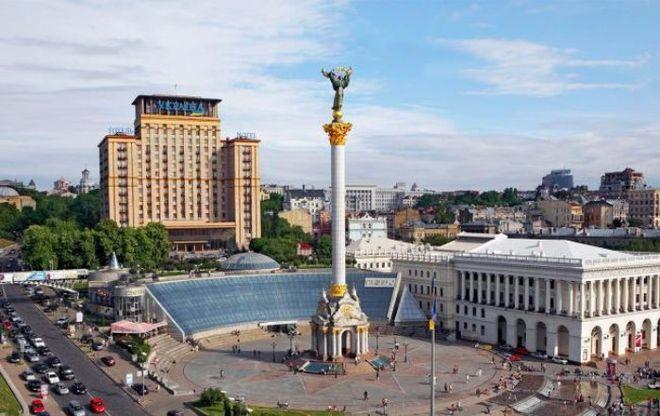 В Киеве закроют улицу, чтобы торжественно ее открыть
