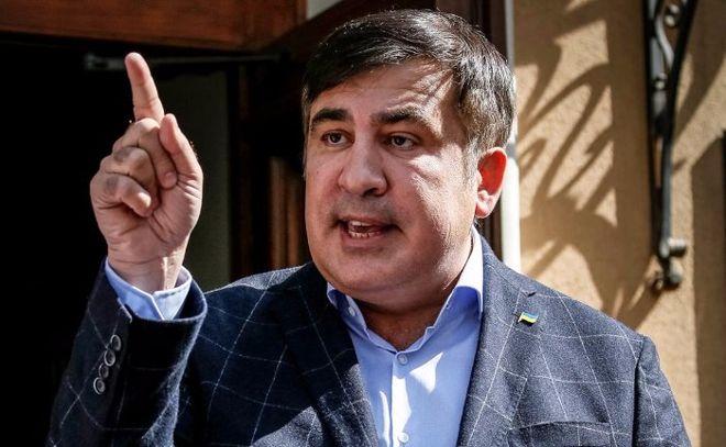 Саакашвили пожаловался, что Украина не предоставила ему политическое убежище