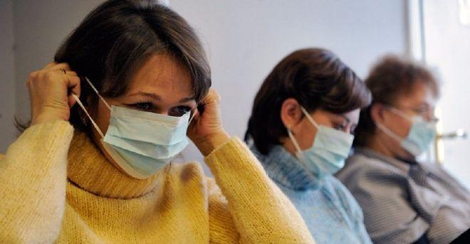 За первую неделю октября гриппом заболели 152 тысячи украинцев