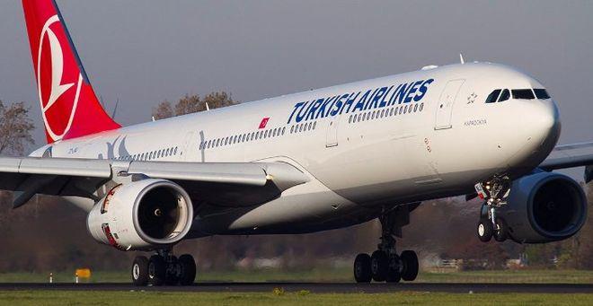 Turkish Airlines устроила распродажу авиабилетов для украинцев