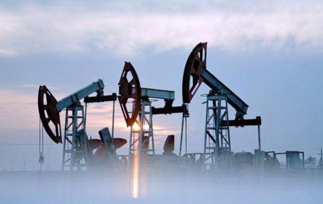 Цена нефти Brent перевалила за 57 долларов