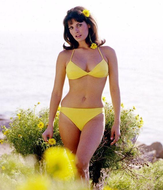 Ракель Уэлч: как выглядела самая желанная женщина 1970-х