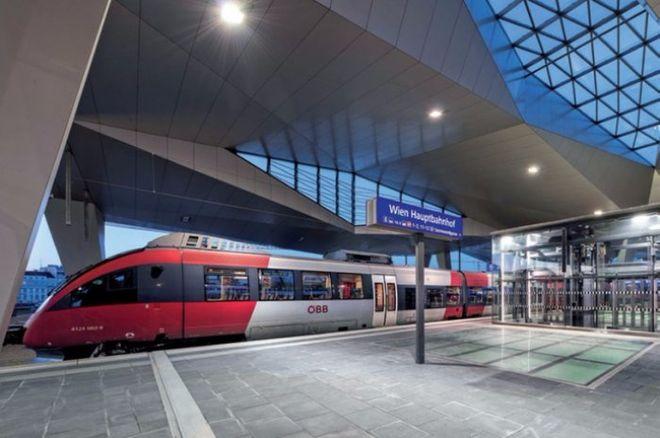 Австрийская ж/д запускает поезд Вена-Киев