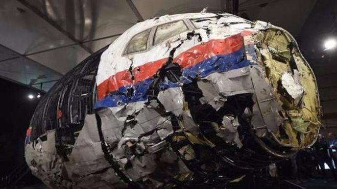 """Грузия передала Нидерландам ракету от """"Бука"""" для расследования катастрофы MH17"""