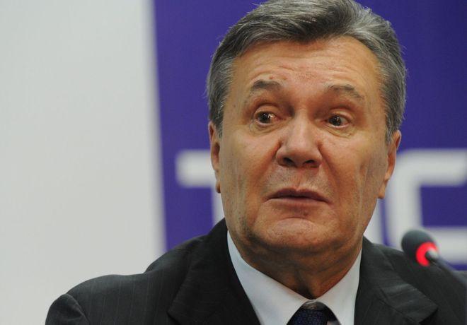 В России продлили срок политического убежища для Януковича
