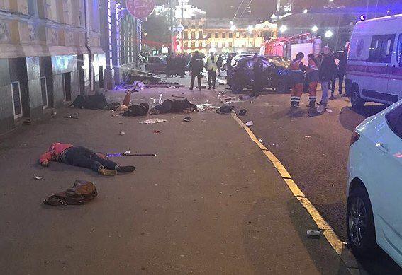 В результате страшного ДТП в Харькове погибли 5 человек