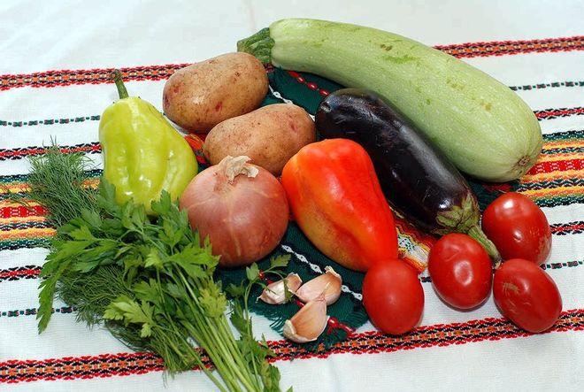 В Украине резко подорожали баклажаны, кабачки и сладкий перец