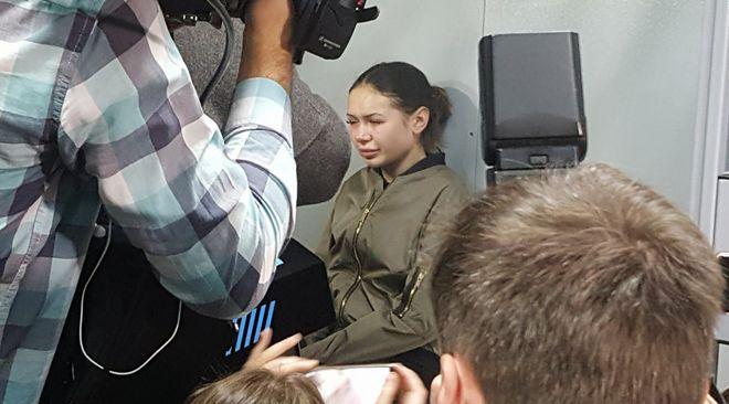 Адвокаты виновницы масштабного ДТП в Харькове просят отправить ее под домашний арест