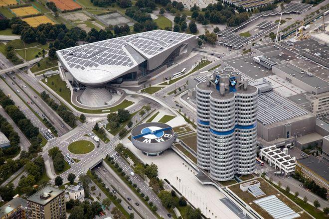 Еврокомиссия проводит обыски на заводе BMW