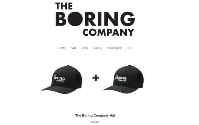 """Глава Tesla сделал """"оригинальный"""" подарок пятитысячному покупателю своей кепки"""