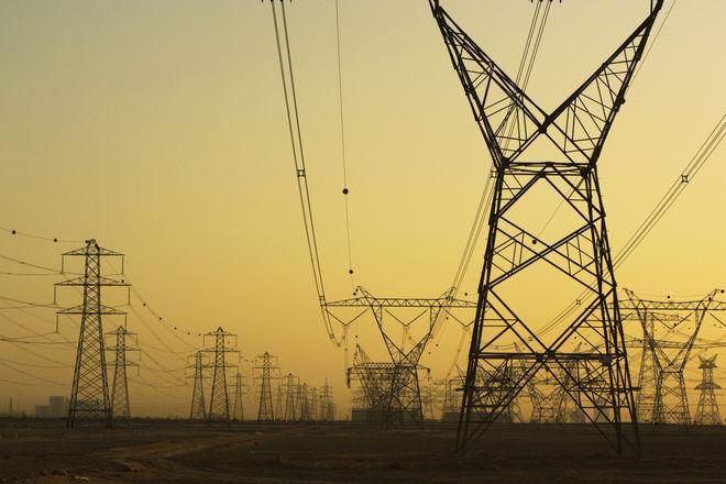Украина рекордно нарастила экспорт электроэнергии