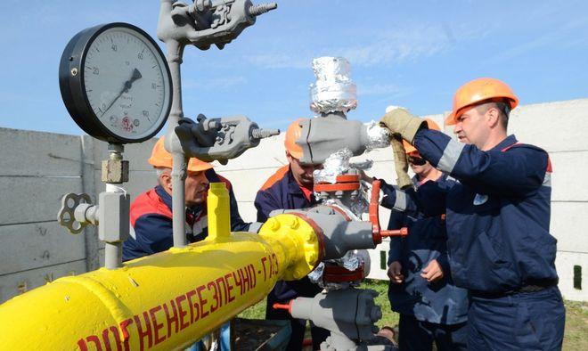 Украина с начала года закупила газа на $2 млрд