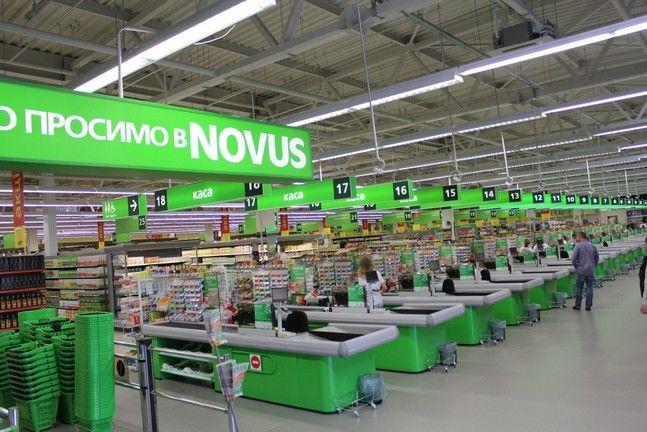 """Соцсети: вирус Bad Rabbit """"положил"""" кассы супермаркетов Novus"""