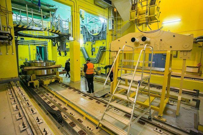 В Украине в ближайшее время запустят новое хранилище отработанного ядерного топлива