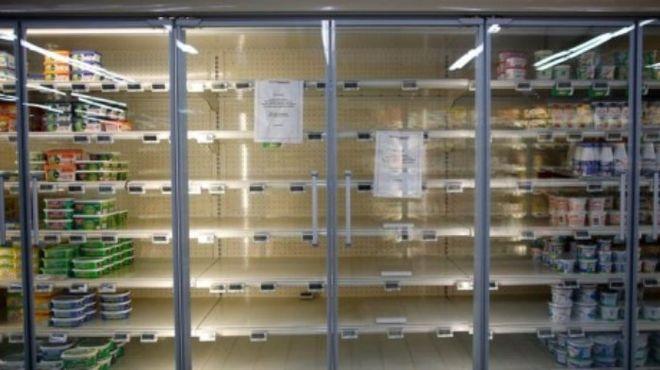 Франция столкнулась с дефицитом сливочного масла: продают уже в соцсетях