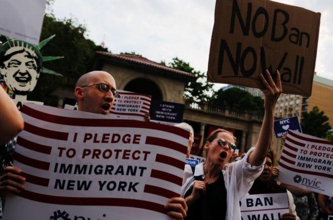 США опять будут принимать беженцев