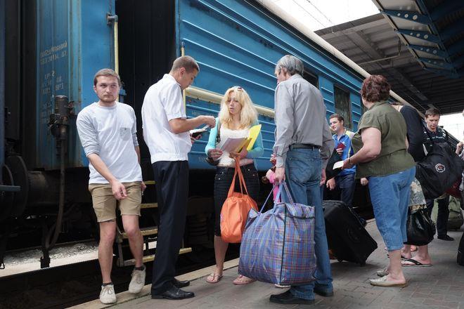 Поезда в Украине будут курсировать по новому графику движения
