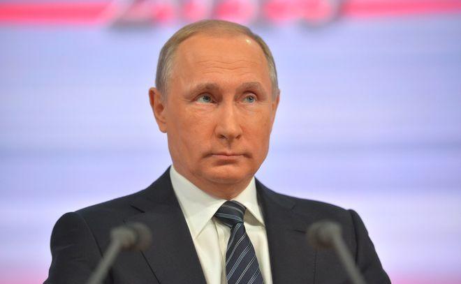 Сумарное состояние ближайшего окружения Путина составляет $24 млрд.