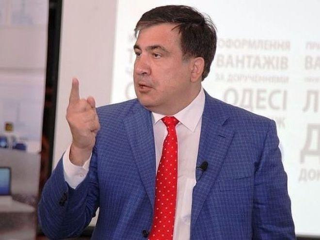 Саакашвили будет судиться за украинское гражданство