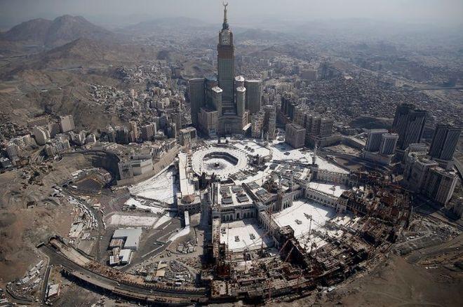 Саудовская Аравия построит город для роботов