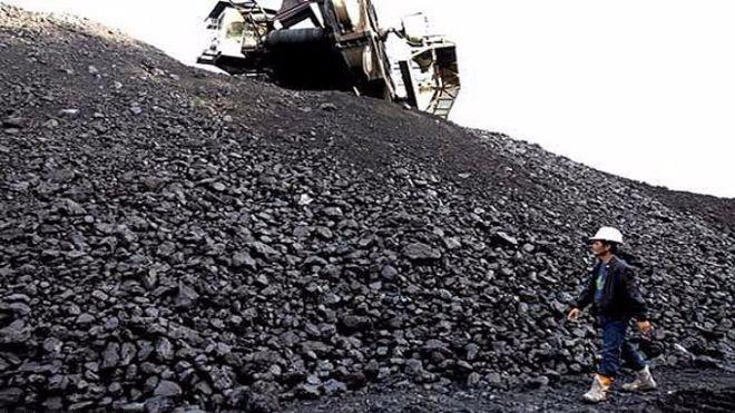 В Украине сократились запасы угля
